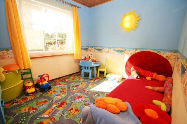 """Domek """"Nela"""" - 10 osobowy Rowy Pokój Dziecięcy"""