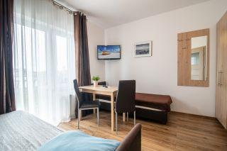 Domki Apartamentowe i Pokoje BARKA Karwia Pokoje Barka