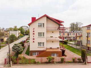 Dom Wczasowy JANINA Jastrzębia Góra