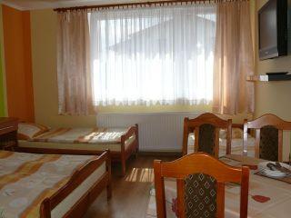 Pokoje, Apartamenty, Domki MACIEJ Władysławowo POKÓJ NR 2, 4-OSOBOWY, ul. Wyzwolenia