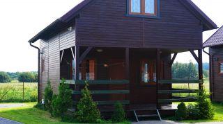 Domki Letniskowe BALOS Karwia Domki A 6 - 8 osobowe