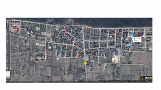 Domki Letniskowe BALOS Karwia Nasza lokalizacja