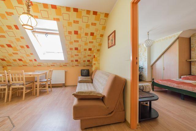 Słoneczne Pokoje Dziwnówek Apartament 2 pok. z aneksem