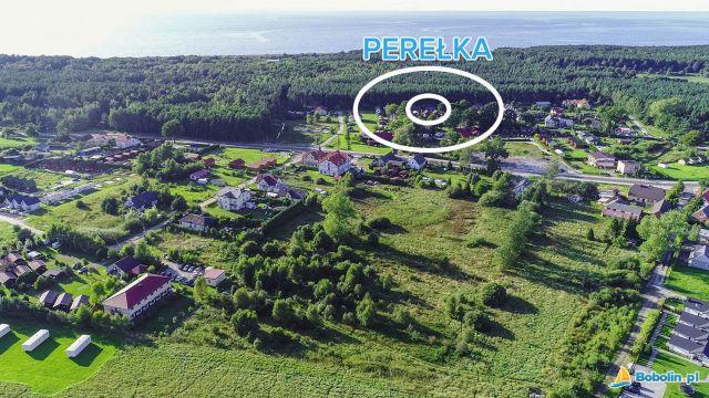 Domki PEREŁKA Bobolin
