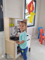 Domki NADMORSKI ZAKĄTEK Dąbki Budynek - świetlica dla dzieci
