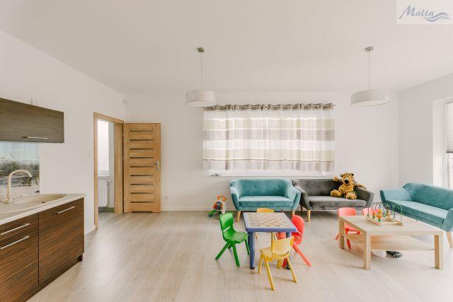 Apartamenty MALTA Karwia pokój dla dzieci