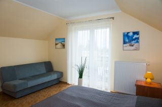 Apartamenty i Pokoje KRYSIA Karwia apartament nr 16