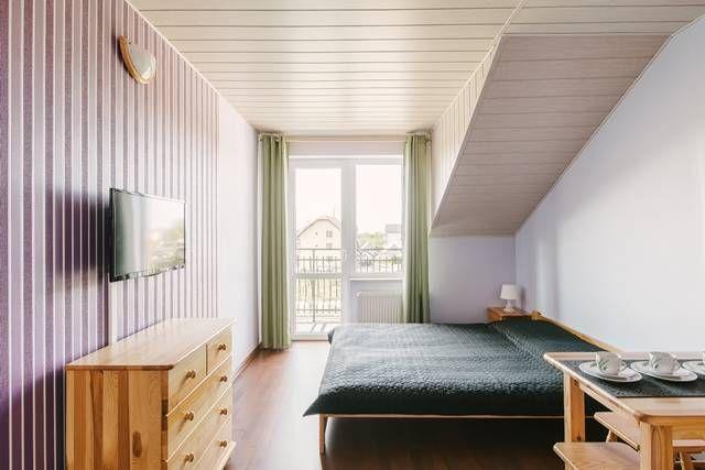 Villa AVASTA Karwia Studio 5-os (dwie sypialnie) z anexem