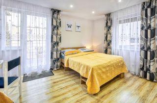 Apartament MEDUZA Władysławowo pokój u  3 os