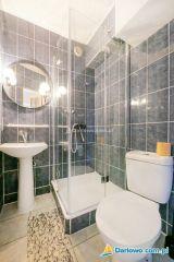 Tanie - Atrakcyjne pokoje gościnne U BOŻENY Darłowo łazienka
