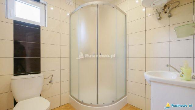 Domki Letniskowe RODZINNE RUSINOWO Rusinowo łazienka - domki