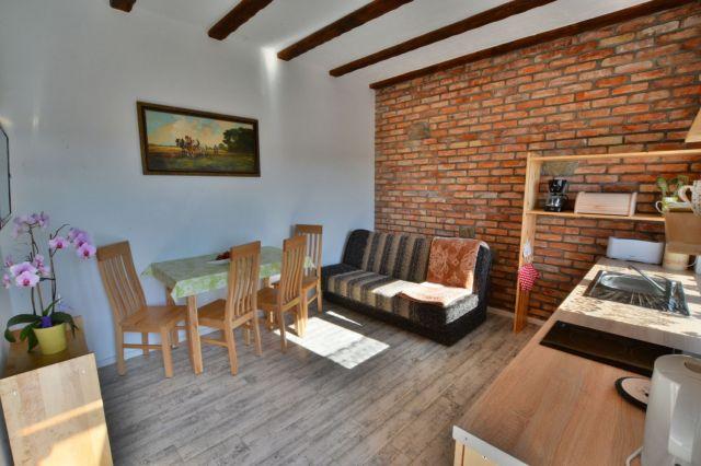 Domki Letniskowe RODZINNE RUSINOWO Rusinowo apartament1