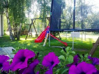 Domki apartamentowe GOŚCINIEC BOBOLIN Bobolin Trampolina 3,5