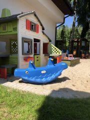 Domki apartamentowe GOŚCINIEC BOBOLIN Bobolin Plac zabaw dla najmłodszych