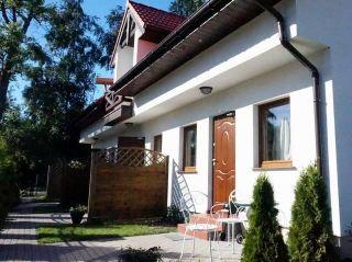 Domki apartamentowe GOŚCINIEC BOBOLIN Bobolin taras