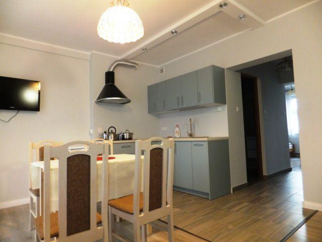 Dom Wypoczynkowy GOGA Jastrzębia Góra pokój nr 4 - kuchnia