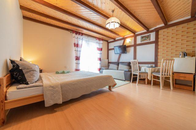 Dom Wypoczynkowy GOGA Jastrzębia Góra pokój nr 6 - z balkonem