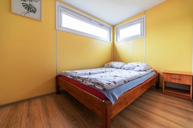 Dom Wypoczynkowy GOGA Jastrzębia Góra Matołek - sypialnia 1