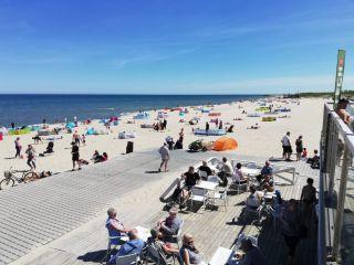 Domki letniskowe SOLE Władysławowo Plaża 2019