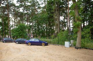 Domki 8 DĘBÓW Pobierowo Parking na 25 aut...