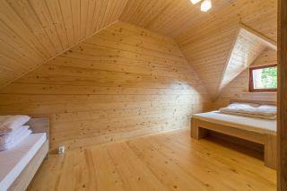 Domki 8 DĘBÓW Pobierowo 5 osobowy sypialnia