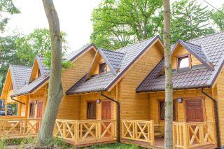 Domki 8 DĘBÓW Pobierowo 5 osobowe domki