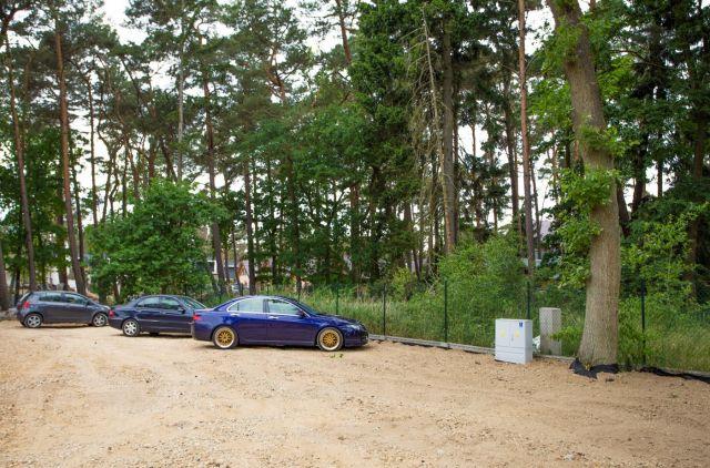Domki 8 DĘBÓW Pobierowo Parking na 30 aut...
