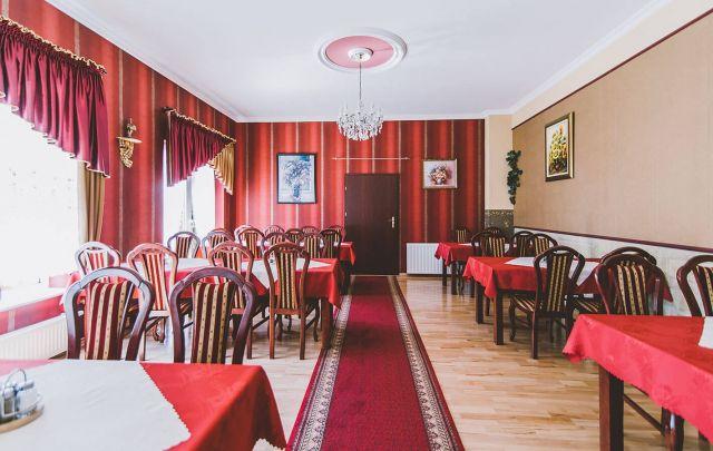 Pensjonat i Domki SEDNA Jastrzębia Góra