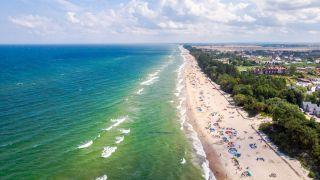 Domki i Apartamenty NAUTILUS CAMP Gąski plaża