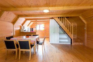 Domki i Apartamenty NAUTILUS CAMP Gąski Domki drewniane