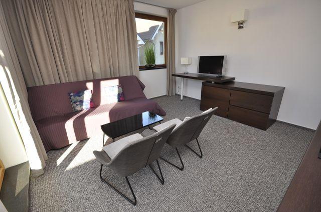 Apartmix Apartamenty nad morzem Władysławowo apartament MEDUZA, salon