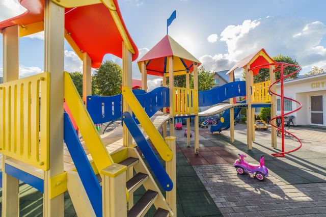 Domki ASTORIA Dziwnów Plac zabaw