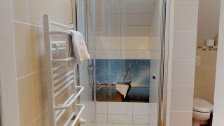 Willa DI MARE Karwia łazienka Studio Nr.2