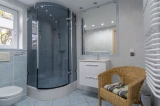 Willa DI MARE Karwia łazienka pokoju Nr9