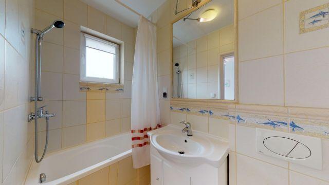 Willa DI MARE Karwia łazienka pokoju Nr.5