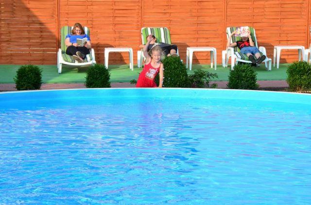 Ośrodek Wczasowy DIANOLA Darłówko basen
