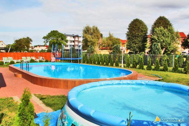 Ośrodek Wczasowy DIANOLA Darłówko basenik dla dzieci