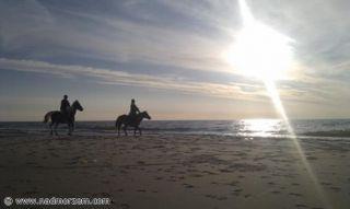 Zacisze Bałtyku Rusinowo plaża