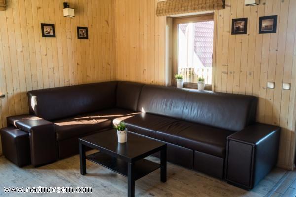 Domki Letniskowe CORLEONE Ostrowo Apartament całoroczny