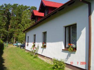 Dom letniskowy ELŻBIETA Białogóra