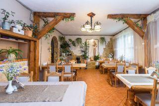 Pokoje z wyżywieniem MARGARET Darłówko Jadalnia