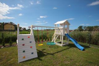 Willa AURA MARE Dziwnów plac zabaw dla dzieci
