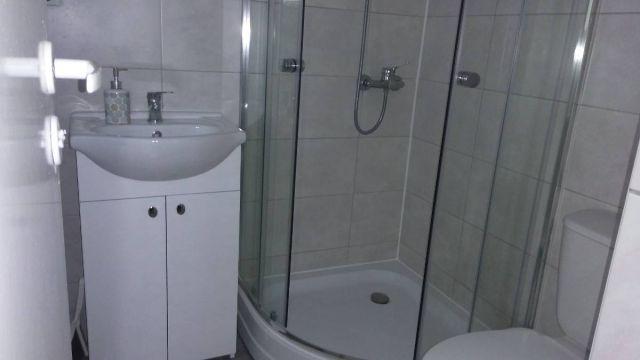 Pokoje i apartamenty U GERARDA Darłówko łazienka