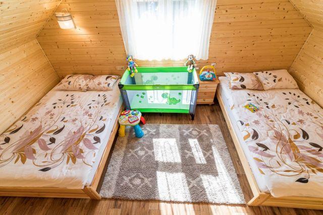 Domki Letniskowe BAJKA Karwia Domek B