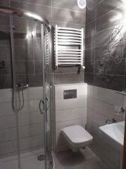 Dom Wypoczynkowy ABAL Jastrzębia Góra POKÓJ NR 1 łazienka