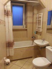 Dom Wypoczynkowy ABAL Jastrzębia Góra Apartament 2 - łazienka