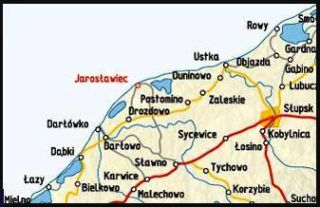 Domki NADMORSKA OAZA Jarosławiec domki nad morzem Nadmorska Oaza