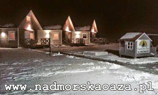 Domki NADMORSKA OAZA Jarosławiec domki swieta sylwestra majówka Jarosławiec