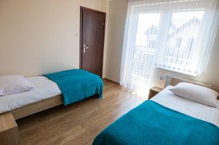 Pokoje i Apartamenty AQUA Karwia Apartament 8