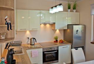 Apartament MORSKI PORANEK Karwia Wygodna, bogato wyposażona kuchnia...
